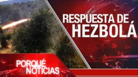El Porqué de las Noticias: Respuesta de Hezbolá. Conflicto afgano. Día de Independencia de Bolivia