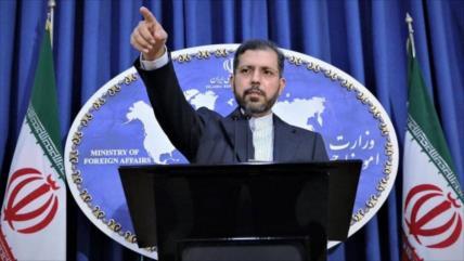 """Irán, firme en defender sus """"derechos soberanos"""" en Golfo Pérsico"""