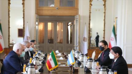 Nicaragua e Irán reiteran lucha conjunta contra presiones de EEUU