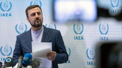 Irán vuelve a denunciar ilegal salida de EEUU del acuerdo nuclear