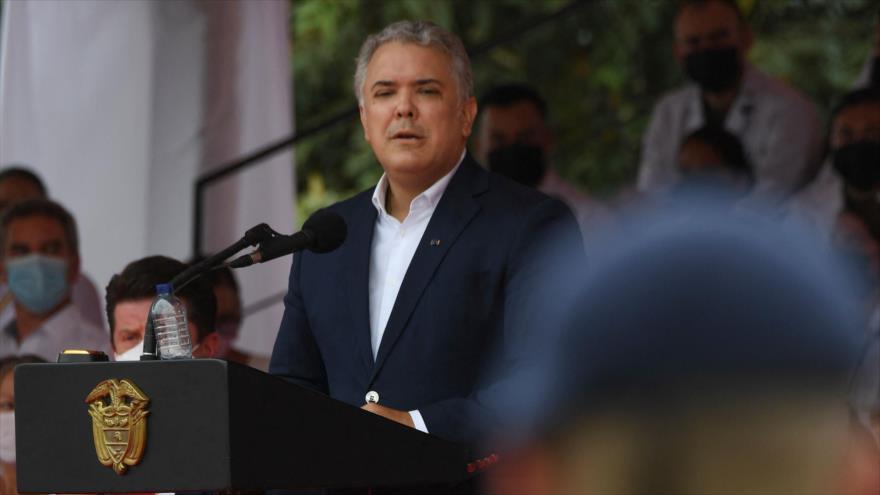 Venezuela responde a Iván Duque: Encarna una tiranía oligárquica | HISPANTV