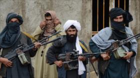 Talibán toma el control de dos capitales provinciales de Afganistán