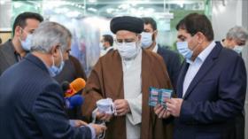 Raisi designa a Mohamad Mojber como vicepresidente primero de Irán