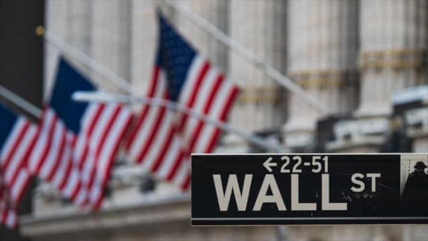 La bolsa estadounidense Wall Street. (Foto: AFP)