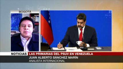 ¿Qué significan las primarias del PSUV?, aborda Sánchez Marín