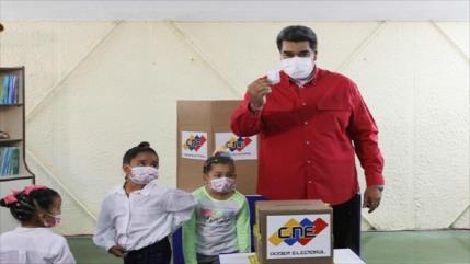 Maduro: Primarias aportan a la consolidación del diálogo político