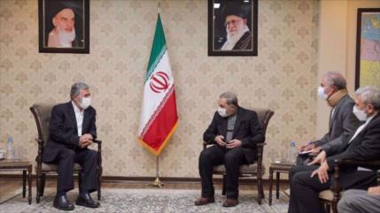 Irán: Asia Occidental no dará cabida a quienes creen inestabilidad