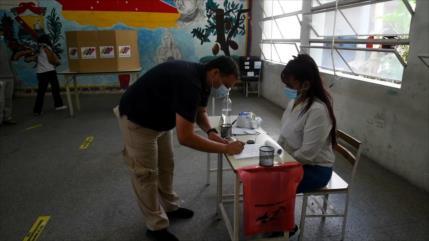 Partido de Gobierno de Venezuela realizó elecciones primarias