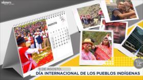 Esta semana en la historia: Día internacional de los pueblos indígenas