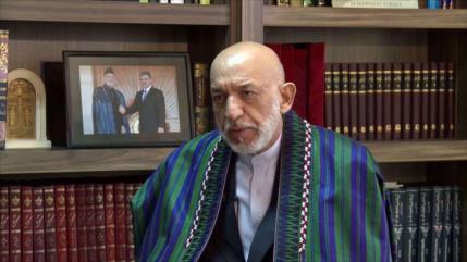 Karzai: Presencia de EEUU en Afganistán causó un inmenso sufrimiento
