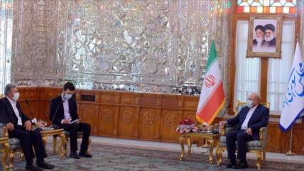 Irán reafirma su apoyo a Palestina hasta la liberación de Al-Quds