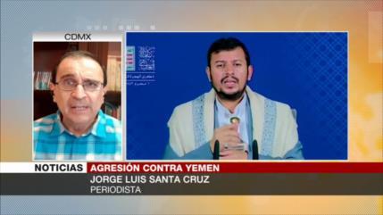 Santa Cruz: Arabia Saudí está cometiendo un holocausto en Yemen