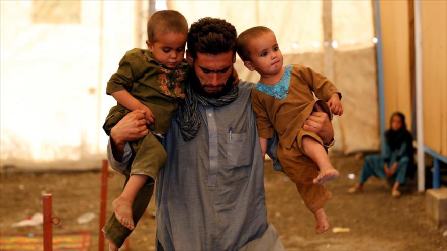 Unicef alerta de cifra de niños afganos muertos por el conflicto | HISPANTV