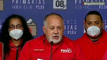 Anuncian resultados de elecciones primarias en Venezuela
