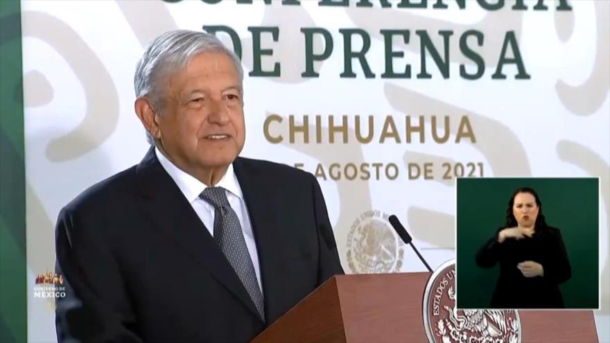 AMLO destaca el papel de armas de EEUU en inseguridad de México