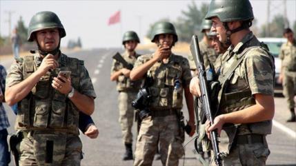 Resistencia: Ocupantes de Irak caerán, sean de EEUU o Turquía