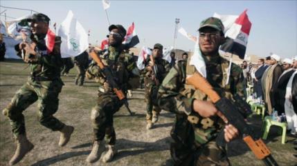 Fuerzas populares de Irak siguen altivas ante embargos de EEUU