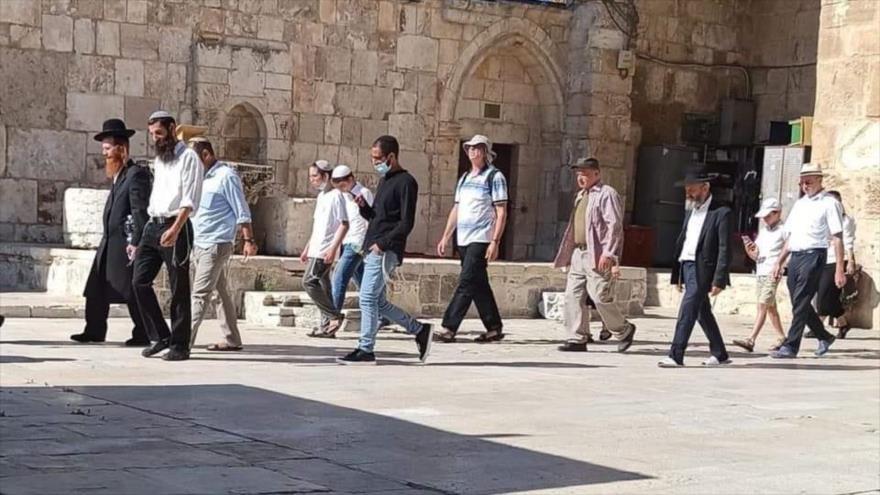 HAMAS alerta de visita sospechosa de representantes de EEUU a Al-Aqsa