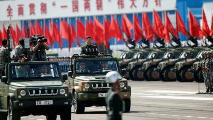 EEUU, inquieto por influencia militar de China en Asia Occidental