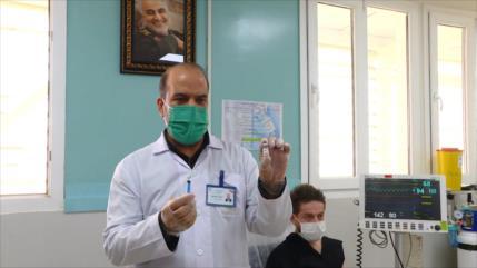 Nuevo avance: Vacuna iraní Nura entra en segunda fase de pruebas
