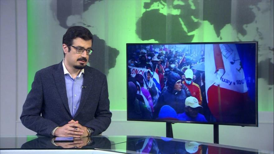 Buen día América Latina: Nuevas protestas contra Mario Abdo Benítez
