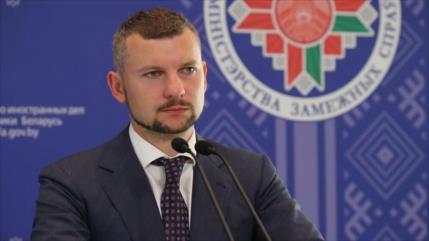 Bielorrusia responde a sanciones: ¡Fuera diplomáticos de EEUU!