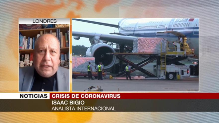 Bigio: Bloqueo de EEUU debilita la lucha de Cuba contra COVID-19 | HISPANTV