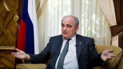 Irán cita a embajador ruso por foto polémica; Moscú expresa pesar