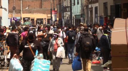 Economía y sistema de salud, principales preocupaciones de peruanos