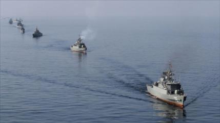 En imágenes: Irán pilla infraganti a dron de EEUU en Golfo Pérsico