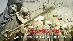 Detrás de la Razón: Afganistán entre la repartición o una guerra civil