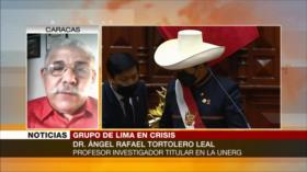 Tortolero: EEUU seguirá agrediendo Latinoamérica sin Grupo de Lima