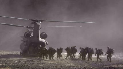 EEUU envía 3000 soldados a Afganistán para evacuar sus diplomáticos