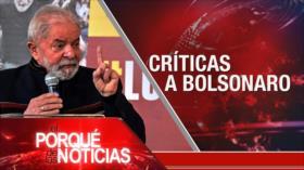 El Porqué de las Noticias: Resistencia palestina. Conflicto afgano. Críticas a Bolsonaro