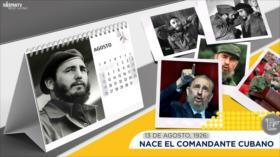Esta semana en la historia: Nace el comandante cubano