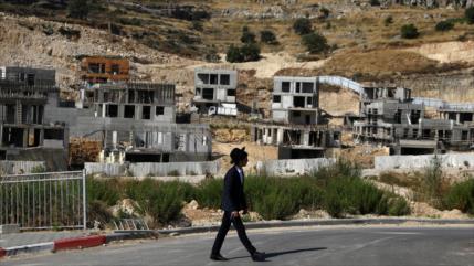 Palestina pide al mundo movilizarse para detener expansión israelí