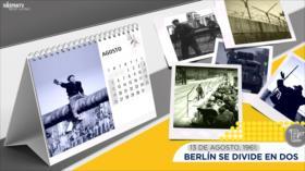 Esta semana en la historia: Berlín se divide en dos