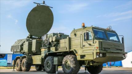 Sistema ruso convierte a misil israelí en pedazo de chatarra