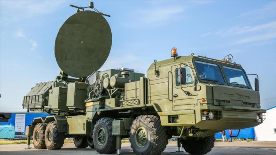 Sistema ruso convierte a misil israelí en pedazo de chatarra | HISPANTV
