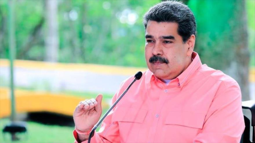 Maduro apoya el diálogo entre Gobierno y oposición venezolana   HISPANTV