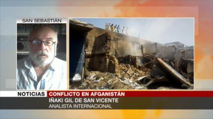 Gil: Caos en Afganistán traba a idea china de Ruta de la Seda