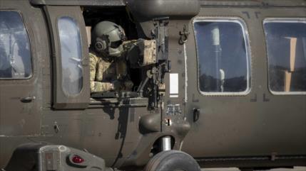 Paracaidistas de EEUU secuestran a un civil en Deir Ezzor, Siria