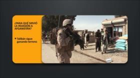 PoliMedios: ¿Para qué sirvió invasión a Afganistán?