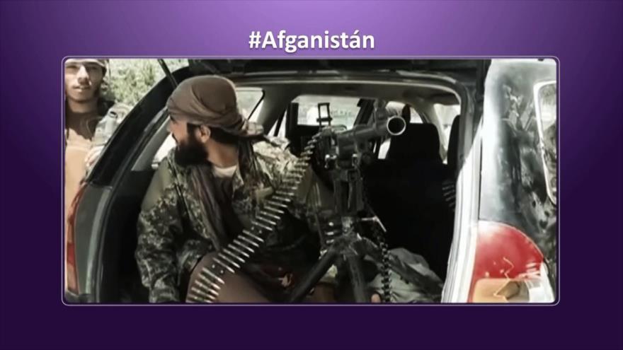 Etiquetaje: Talibán avanza en Afganistán ¿Cuál es rol de EEUU en este conflicto?