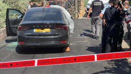 Matan de 20 tiros a asesor de un ministro israelí fuera de su casa