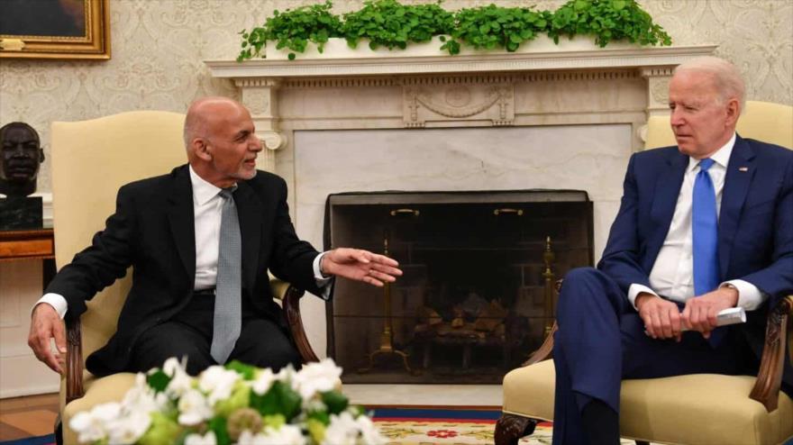 Informe explosivo: EEUU, Talibán y Qani armaron el ajedrez de Kabul | HISPANTV