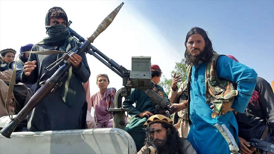 Rusia culpa a EEUU por la toma de Afganistán por los talibanes | HISPANTV