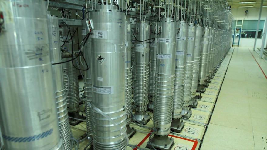 AIEA: Irán produce 200 gramos de uranio metálico enriquecido al 20%   HISPANTV