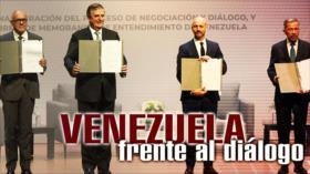 Detrás de la Razón: Venezuela en un diálogo cara a cara