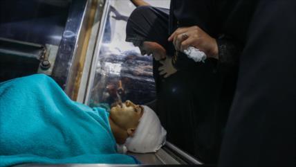 Palestina: Crímenes israelíes conducirán la situación a una explosión